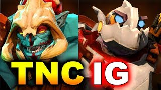 TNC vs IG - SEMI-FINAL - ASIA PRO LEAGUE DOTA 2 - YouTube
