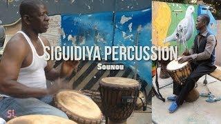 Siguidiya Percussion - Sounou - n'goye