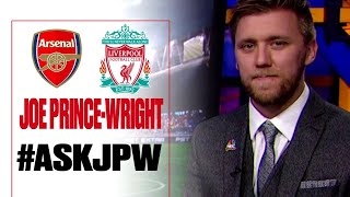 ARSENAL V. LIVERPOOL PREVIEW WITH NBC SPORTS' JOE PRINCE-WRIGHT