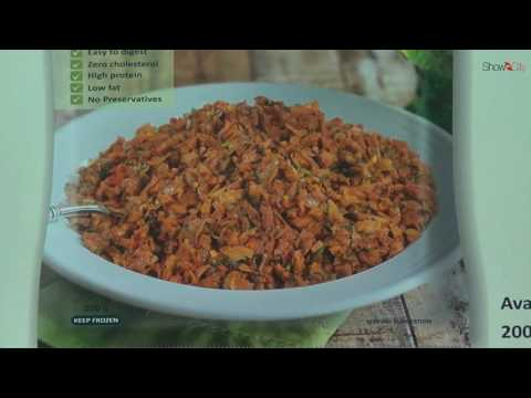 veg soya food