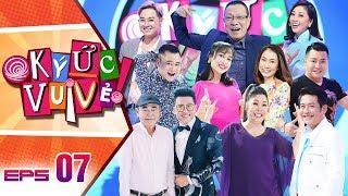 Ký Ức Vui Vẻ -Tập 7 FULL HD    Hồng Vân, Ốc Thanh Vân xúc động khi được gặp nghệ sĩ Giao Linh