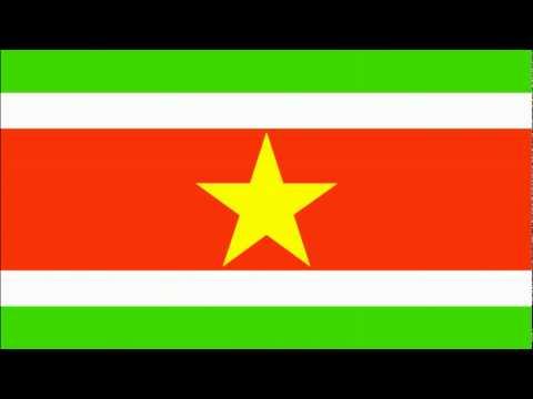 '' God zij met ons Suriname'' - Suriname National anthem Vocal