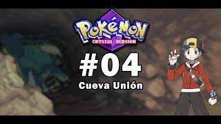 CUEVA UNIÓN, DE CAMINO A PUEBLO AZALEA  | POKEMON CRYSTAL | Capitulo 04