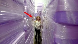 What's inside The Purple Factory?