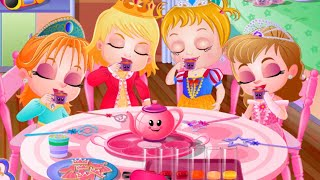 Baby Hazel Tea Party - Baby Hazel Games To Play - yourchannelkids