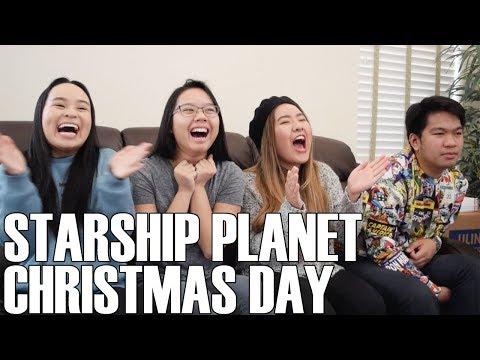 Starship Planet (스타쉽플래닛) - Christmas Day (Reaction Video)