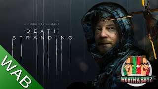 Death Stranding Review - It made me cry!