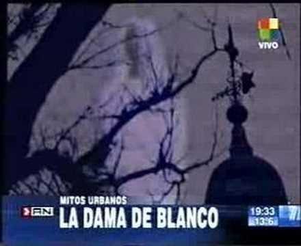 Leyendas Urbanas La Dama de Blanco 1