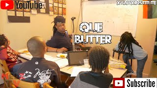 Que Butter Shows us His Black OWNED School in BROOKLYN