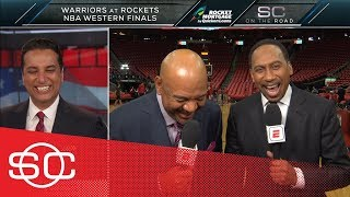 Stephen A.'s LeBron James rant has Michael Wilbon and Kevin Negandhi in tears | SportsCenter | ESPN