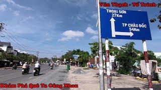Trên Đường TP Long Xuyên Về H Thoại Sơn - An Giang