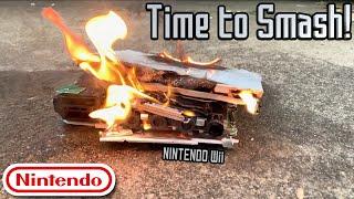 Time to Smash! - Nintendo Wii