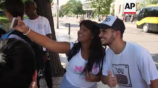 Cuba's wired generation of vloggers