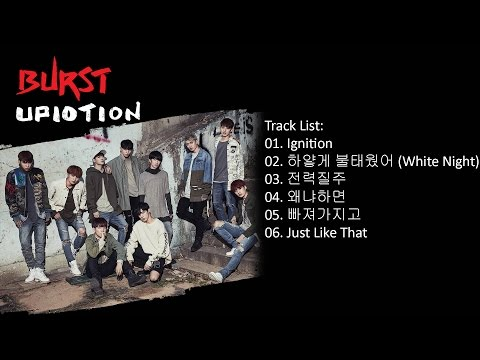 [Full Album] UP10TION – BURST (Mini Album)