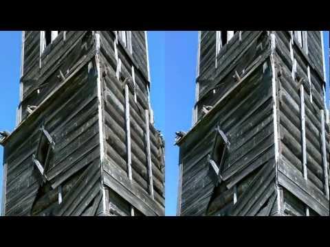 Заброшенный Храм в Павловке в 3D. The thrown Temple in Pavlovkа.