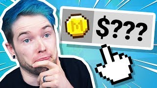 THIS is the MOST EXPENSIVE Minecraft Map!
