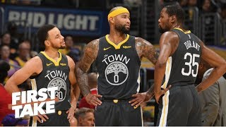 Are the Warriors better or worse than last season? | First Take