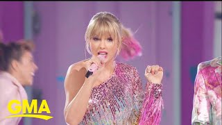 Taylor Swift, Drake steal the show at BBMAs