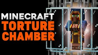 Building a Torture Chamber in Minecraft (10k Sub Special)