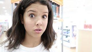 Sister Buys My MAKEUP | Teen Makeup Shopping HAUL 💄💋