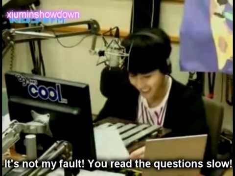 [ENG SUB] 140602 Sukira Call to Kangin