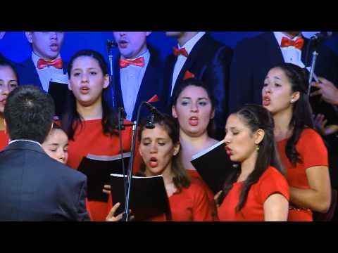 """Coro navideño """"Oid el son"""""""