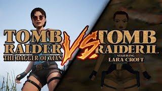 Tomb Raider 2 VS Unreal Engine - COMPARISON
