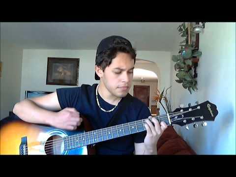 Cuan Grande Es Dios - En Espiritu y En Verdad guitarra cover (danny)