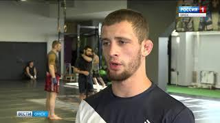 Ученик Александра Шлеменко — Александр Осетров — может стать чемпионом организации М-1
