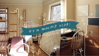 the moving vlog 🌟 packing, Stress, and also my mom is a hero