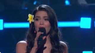 """How Far I'll Go"" Alessia Cara, Auli'i Cravalho & Jordan Fisher | 2017 Radio Disney Music Awards"