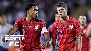 I got abuse for having Thanksgiving with Christian Pulisic! - Weston McKennie | ESPN FC