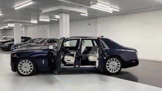 2020 Rolls-Royce Phantom - Walkaround in 4k