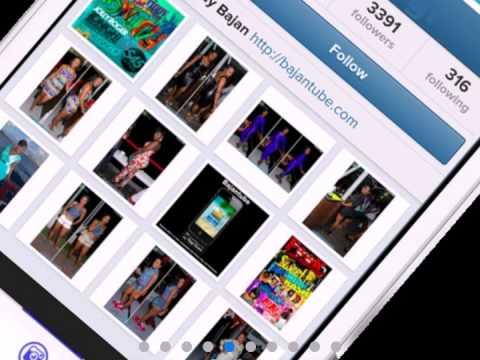 Bajantube app video