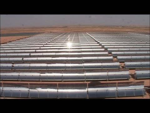 Morocco makes renewable energy progress while the sun shines