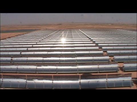 Morocco makes renewable energy progress while the sun shines