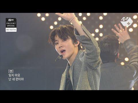 [Mnet Present Special] NU'EST W - OVERCOME