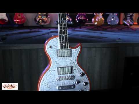 Wild West Guitars - Zemaitis Guitars Video #21