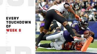 Every Touchdown from Week 6 | NFL 2019 Highlights