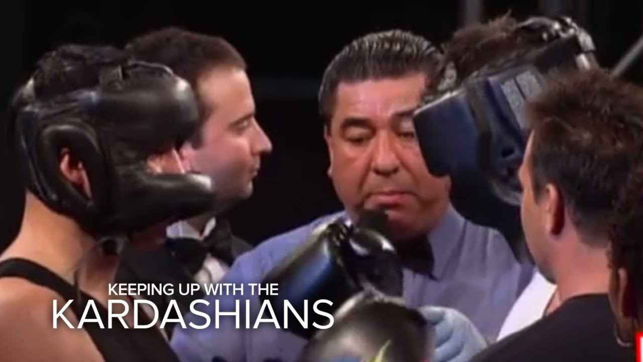 Fight Night | Keeping Up With the Kardashians | E! - YouTube