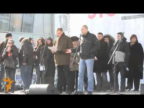 10/03/12 С.Удальцов митинг на Новом Арбате