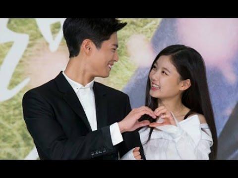Park Bo Gum&Kim Yoo Jung -Sweet moments Part1