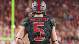 Shiftiest Player in the PAC-12 || Stanford RB Christian McCaffrey 2016 Highlights ᴴᴰ