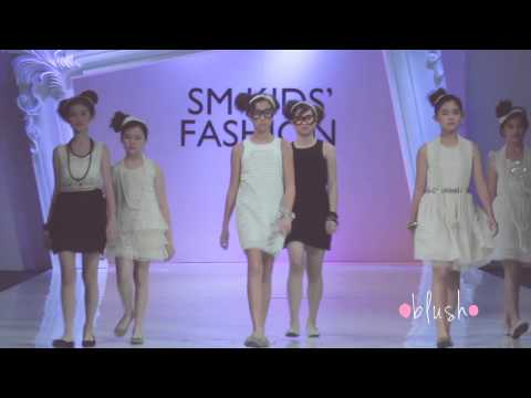 SM Kids' Fashion at PFW 2012