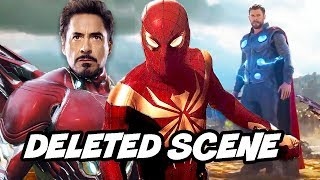 Avengers Infinity War Alternate Ending - Final Battle Scene Easter Eggs Breakdown