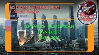 SFFMU's Sci Fi Sunday European Hangout