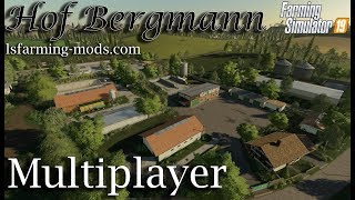 Hof Bergmann Multiplayer - Answers to past issues