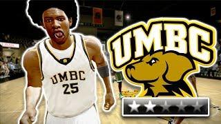 The Best 16-Seed in NCAA History | NCAA Basketball 10 UMBC Dynasty Ep. 1