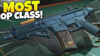 THE MOST OVERPOWERED CLASS IN MODERN WARFARE.. (BEST GUN) COD MW Gameplay