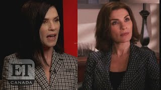Julianna Margulies On Rejecting 'The Good Fight'